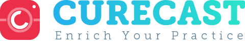 Curecast logo